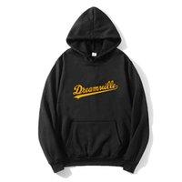 Hip Hop Mens Hoodies Dreamville J Cole Hoodie Brief Winter Fleece Sweatshirts Dos
