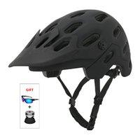 Nouveau Cairbull Cycling Trail XC Vélo à vélo MTB Vélo Casco Ciclismo Road Helmet de montagne Casquette de sécurité