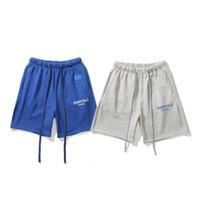 VERANO GAOJIECHAO MARCA Niebla cordón Pantalones cortos para jóvenes para hombres y mujeres Playa Capris