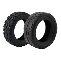 Motorcycle Wheels & Tires High Performance 90 65-6.5 11inch Electric Scooter Tire For On Road Or Off Gas Vacuum Thick Outer