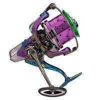 Морская рыбалка Спиннинг Ruel 25 кг Max Drag Power 18 + 1bb Полный металлический корпус Длительное литьевое колесо соленые воду 8000/10000/12000 BATERCACHING