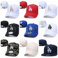Snapbacks.Los.Angeles.Dodgers Hat Outdoor Fashion Summer Summer Adatte il berretto da baseball