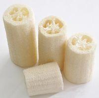 Natural Loofah Body Bath Brushes Shower Sponge Back Brush Exfoliating Bodys Cleaning Brushs Luffa Baths towel SN2675