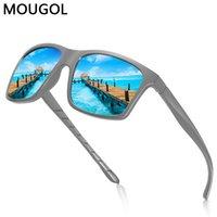 Gafas de sol Mougol Menaje de lujo para hombres, color polarizado,, montar al aire libre, cambio de color