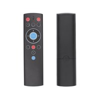 T1 Portable 2.4G Wireless 17 Keys Voice Remote Control Air Mouse Gyro for Tablet PC HTPC IPTV android tv box