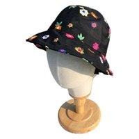 Chapeau de godet de dentelle mince d'été femmes douce colorée de fleurs de fleur de pêche capuchon Thinkthendo large chapeaux