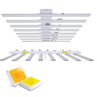 660W LED Grow Light PPF 1632 Fluence Spydr XPE2 Full Spectrum Lighting Gavita LED for Grow Tent and Commercial Growth 48VDC Output