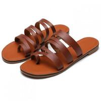 Donne Spiaggia Pantofole Summer Jelly Sandali piatti vacanze Indoor Zapatillas Casa Mujer Mule Feminino Chinelos 35-43