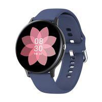 i11 الذكية ووتش الأساور الرجل المرأة فتاة ECG معدل ضربات القلب الساعات الجسم درجة حرارة النوم مراقب للماء smartwatch لنظام أندرويد IOS إلخ.