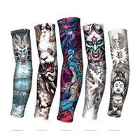 Nuevo Etiqueta engomada de tatuaje de brazo de flor