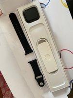 2021 Ny Ankomst Högkvalitativ 44 mm Smart Watch Watch6 Clone Real HD Heart Rate Montrolling Serie 6 SmartWatches Z6 Försäljningsprodukter PK 0RIGINAL Vattentät handledsrem