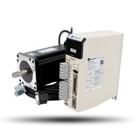 HBS2206 + 863HSM80H-E1 Leadshine Easy Servo 드라이버 220-240VAC NEMA 34 8nm CNC 라우터 / 3D 프린터 / CNC 절단 / 레이저 기계