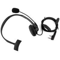2-Pin Pmic سماعة سماعة سماعة سماعة ل Baofeng UV5R 888S أجهزة الراديو سماعات سماعات