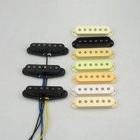 Guitar Pickups SSS Single coil AlNiCo Pickups Tex-Mex Strat Pickups 1 set