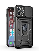 Wholesale Price Camshield Back Cover Lens Camera Protector TPU PC Cases For iphone 12 12pro 12mini 12promax