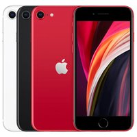 تم تجديده الأصلي التفاح iphone SE 2020 SE2 4.7 بوصة hexa الأساسية 3 جيجابايت رام 64 جيجابايت 128 جيجابايت 128 جيجابايت 256 جيجابايت rom 12mp كاميرا 4 جرام lte مقفلة الهاتف الخليوي الذكية الحرة dhl 30 قطع