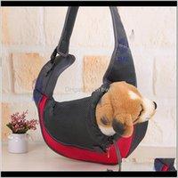 Supplies Home & Gardensling Mesh Comfort Travel Tote Shoulder Bag Pet Puppy Carrier Outdoor Handbag Pouch Oxford Single Dog Car Seat Ers Drop