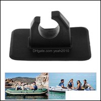Rafts Inflatable Paddling Water Sports & Outdoorsrafts Inflatable Boats 2Pcs Inflatable Boat Paddle Clips Oar Rowing Pole Holder For Dinghy