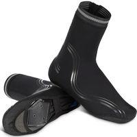Botte de chaussures à vélo Couvre des chaussures de vélo coupe-vent Chaussures Chaussures Chaussures Chaussures Chaussures Chaussures Touches
