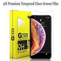 Tempered Glass Screen Protector Glass Film for IPhone 13 12 Pro Max 13 PRO XR X XSMAX 11 Pro Max 7 8 Plus 6 6Plus Factory outlet