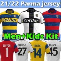 Calcio Maglia Portiere 2021 2022 1 Kuco Mihaila Gervinho Jerserys Hernani JR Football Shirt