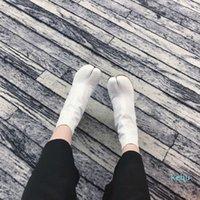 Boots plataforma para mulheres com racha, em salto alto, da moda, primavera