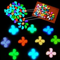 Garden Decorations 30 Pcs Glow In The Dark Pebbles Stones Rocks For Walkways Path Patio Lawn Yard Decor Luminous
