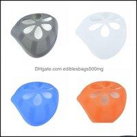 Designer Housekee Organization Home & Gardensile Mask Bracket Disposable Masks Brackets Mascarilla Inner Support Anti Lipstick Breathing Smo