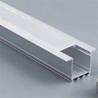 바 조명 선형 플랜지 알루미늄 프로파일 LED 조명 T 형식 램프 용 채널 스트립