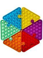 Грызун пионерская игрушка сшивание головоломки пластины мультиплеер я главная игра Dhgate декомпрессионные игрушки