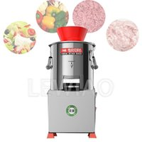 Meat Grinders Style Commercial Electric Grinder Stainless Steel Stuffing Cutting Machine Suitable For Use In Breakfast Shop Canteen
