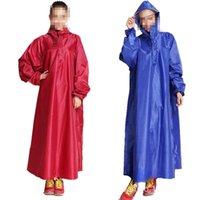 Raincoats Rain Jacket Women Woman Girl Raincoat Poncho For Riding Bike And Motor Tacvasen Tactica Design Fashion Lady Coat
