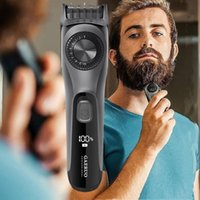 Hair Clippers Electric Man Beard Trimmer Precision Moustache Style Clipper Cordless Shaving Machine Whisker Haircut Styling Shaver Razor