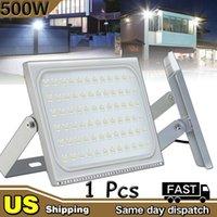 超滑り止めのフラッドライト500W LEDの洪水ライト2800-3500K暖かい白の屋外照明プロジェクトランプ屋外セキュリティライト110V