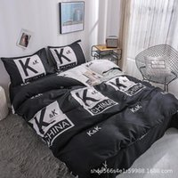 Bedding Sets Fashion Simple Style Home Duvet Cover Flat Sheet Bed Sheets Winter Full King Queen Set With Different Color