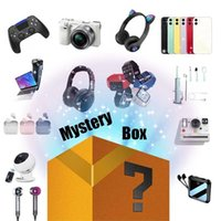 Headphones & Earphones The Most Worth Buying Mystery Box Game Console Lucky Digital Accessories Bluetooth Headset Great Value Surprise Gift
