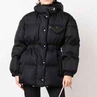 Femme Vestes Parkas Simple Zipper Parka Down Wead BeaRaker Vestes Chaudes Casual Top Top Femme Vestes Coat