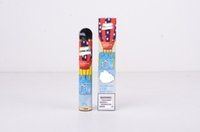 調整可能な気流機能3000 PUFFS VAPE CALIフロー20box / LOT 2BOXE各色はアメリカ市場で高速販売