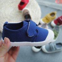 Весной Осень 2020 Новые Детские Детские Обувь Водяные Холст Обувь Мальчики и Девушки Школа Повседневная Обувь Супер мягкие Удобные кроссовки