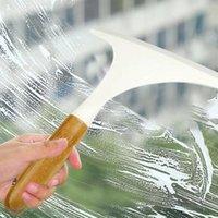 EST 2021 Ev Cam Silecek Duş Banyo Aynası Kazıyıcı Pencere Ev Pratik Temizleyici Banyo Aksesuar Seti