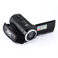 캠코더 HD 1080P 디지털 카메라 HDV 비디오 캠코더 16MP 16X 줌 COMS 센서 270도 2.7 인치 TFT LCD 화면