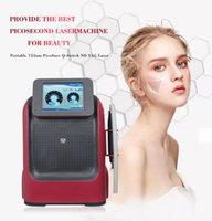 CE approved portable beauty equipment spare part nd yag picosecond laser tattoo removal machine cavity pico laser scanning head for wrinkle removal