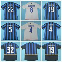 2009 2010 Milito Batistuta Sneijder Zanetti 10 11 02 03 08 09 Mailand Retro Pizarro Fußball 1997 97 98 99 Djorkaeff Baggio