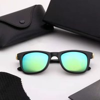 Popüler erkekler güneş gözlüğü moda ayna klasik retro kare polarize abd kadın vintage şöhret sürüş çok gerçek güneş gözlüğü