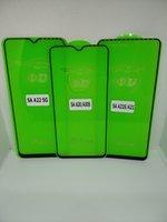 Film de protecteur d'écran de couverture en verre trempé 10D. Pour Samsung Galaxy A12 A02S A32 A42 A52 A72 5G A31 A51 A71 A21S.HUAWEI P40 PSMART.