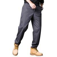 Pantalones para hombres Hombres Cargadores Tácticos Pantalones Militares De Moda Casual Casual Otoño Otoño Pantalones de invierno TJWLKJ