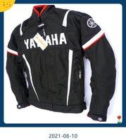Jaqueta de corridas de motocicletas para Yamaha removível forro de algodão motocross roupas de equitação com engrenagem protetora moto jaqueta