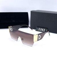 Новые дизайнер Солнцезащитные очки Женщины Мода Солнцезащитные Очки Мужские Солнцезащитные Очки с коробкой Летний Открытый пояс D217084F