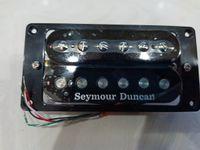 سيمور دنكان الأسود sh-1n الرقبة humbucker الكهربائية التقاطات الغيتار الكهربائي 4C محمية 1 قطعة