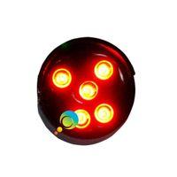 Части со стрелкой 26 мм Мини-светофорический свет Три цвета Доступны красный светодиодный пиксельный кластер